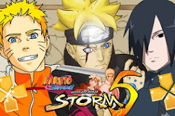 Naruto Ultimate Ninja Impact Mod Storm 5 iso Ppsspp Free Download