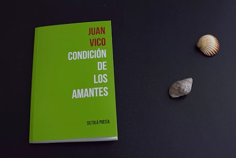 «Condición de los amantes», de Juan Vico (Isla de Siltolá)
