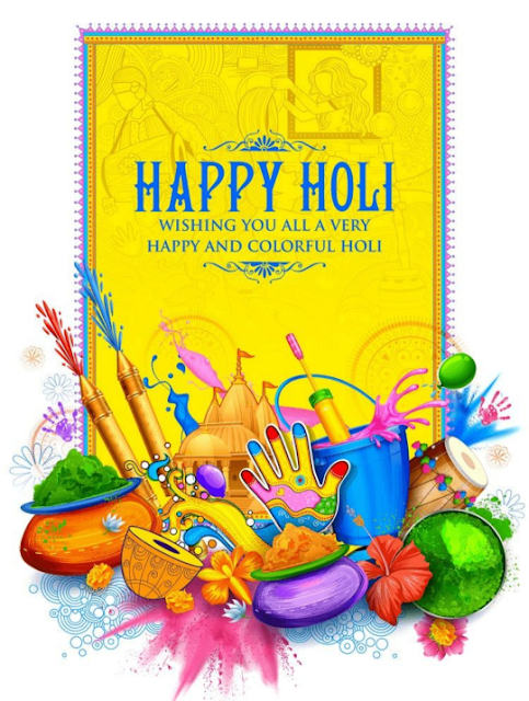 HAPPY HOLI 2020: MESSAGES , QUOTES AND WISHES.