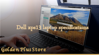 Dell xps13 laptop specifications