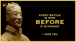 Motivational quote of the day by Sun Tzu
