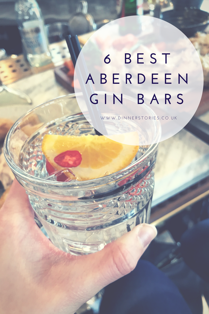 World Gin Day | Aberdeen's 6 best gin bars