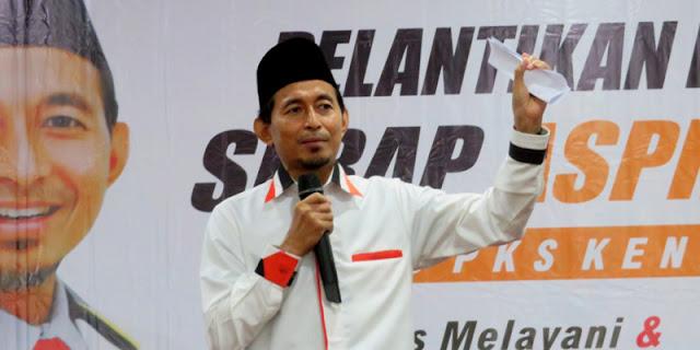 PKS: Seperti Ada Kekuatan Besar Yang Lindungi TKA China Masuk Indonesia