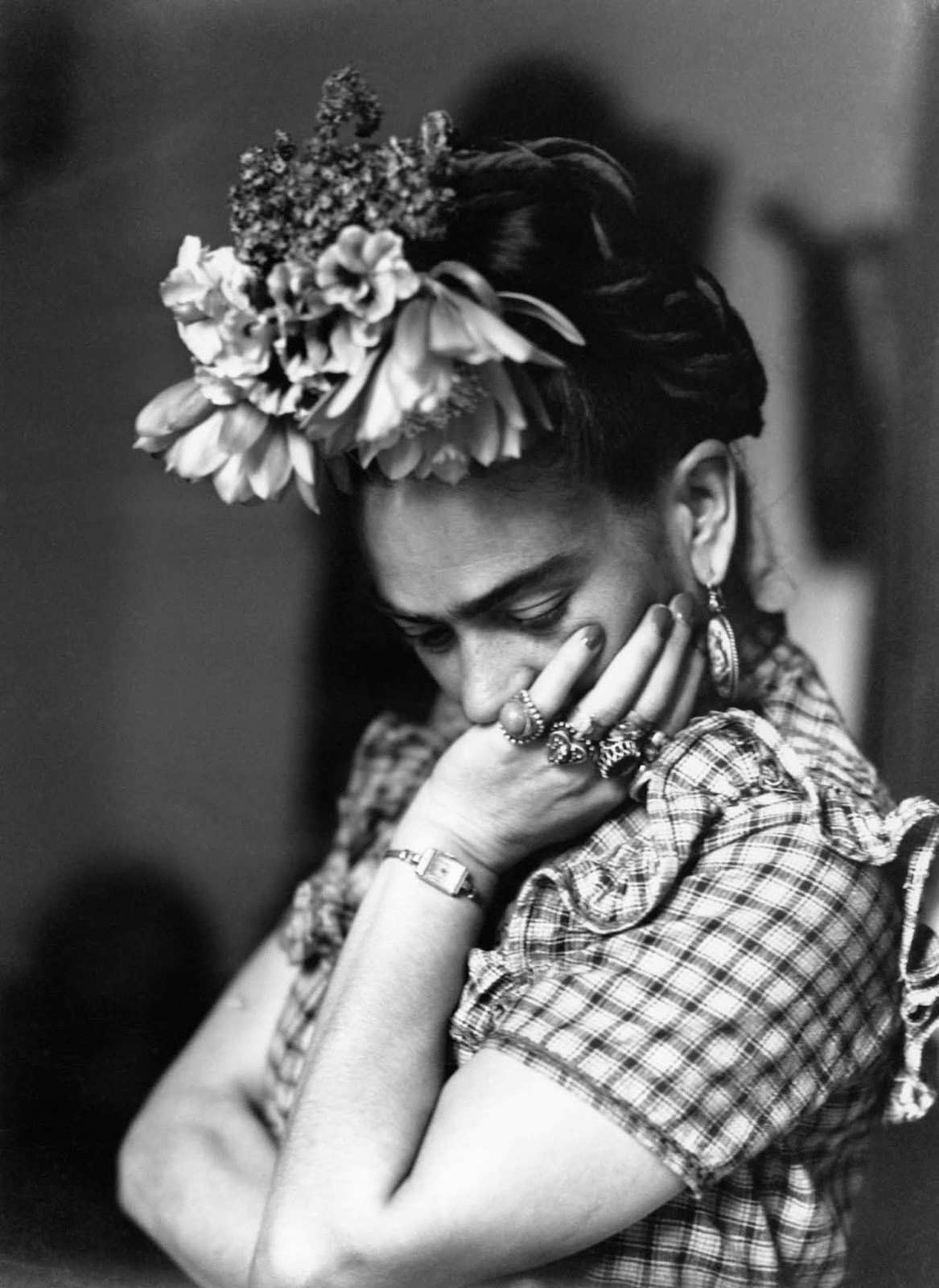 Kahlo's work as an artist remained relatively unknown until the late 1970s, when her work was rediscovered by art historians and political activists.