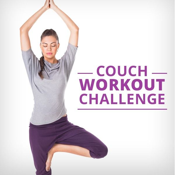 Couch Workout Challenge