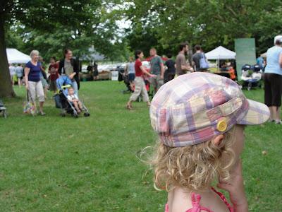farmers' market play