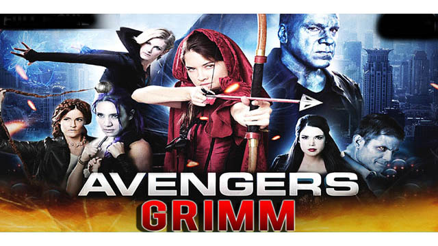 Avengers Grimm (2015) English Movie 720p BluRay Download
