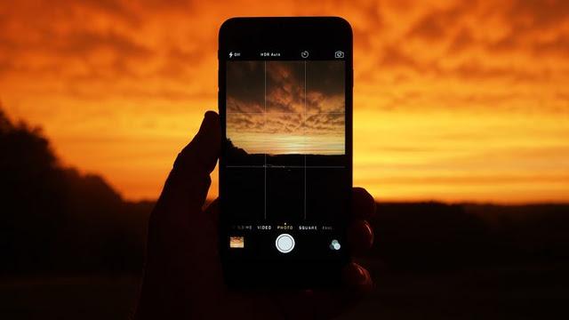 Cara Menampilkan Tanggal Foto Pada Kamera Android
