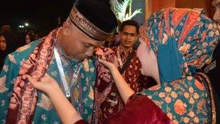 Walikota Padang Bertemu Walikota se-Indonesia
