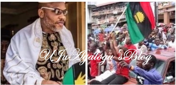 Nnamdi Kanu's current place of hiding reportedly revealed as his brother speaks