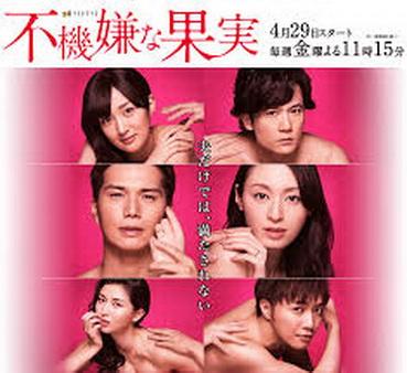 [ドラマ] 不機嫌な果実 (2016)