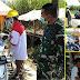 Dandim 0824/Jember Supervisi Ke Posko Covid 19  Perbatasan Jelbuk