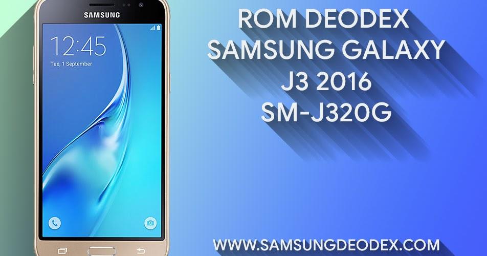 ROM DEODEX SAMSUNG J320G - Samsung Deodex