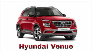Top 7 Selling SUV in January in India (Hyundai Venue)