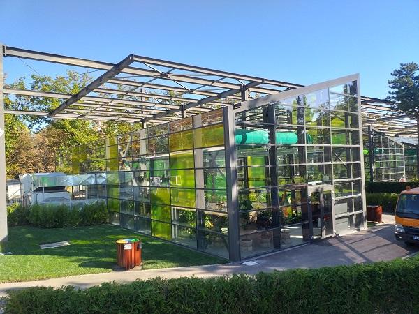 FOTO: După 7 ani, se deschid serele exotice din Parcul Drumul Taberei