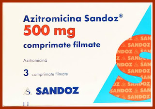 Azitromicina Terapia 500 mg opinii forumuri antibiotice
