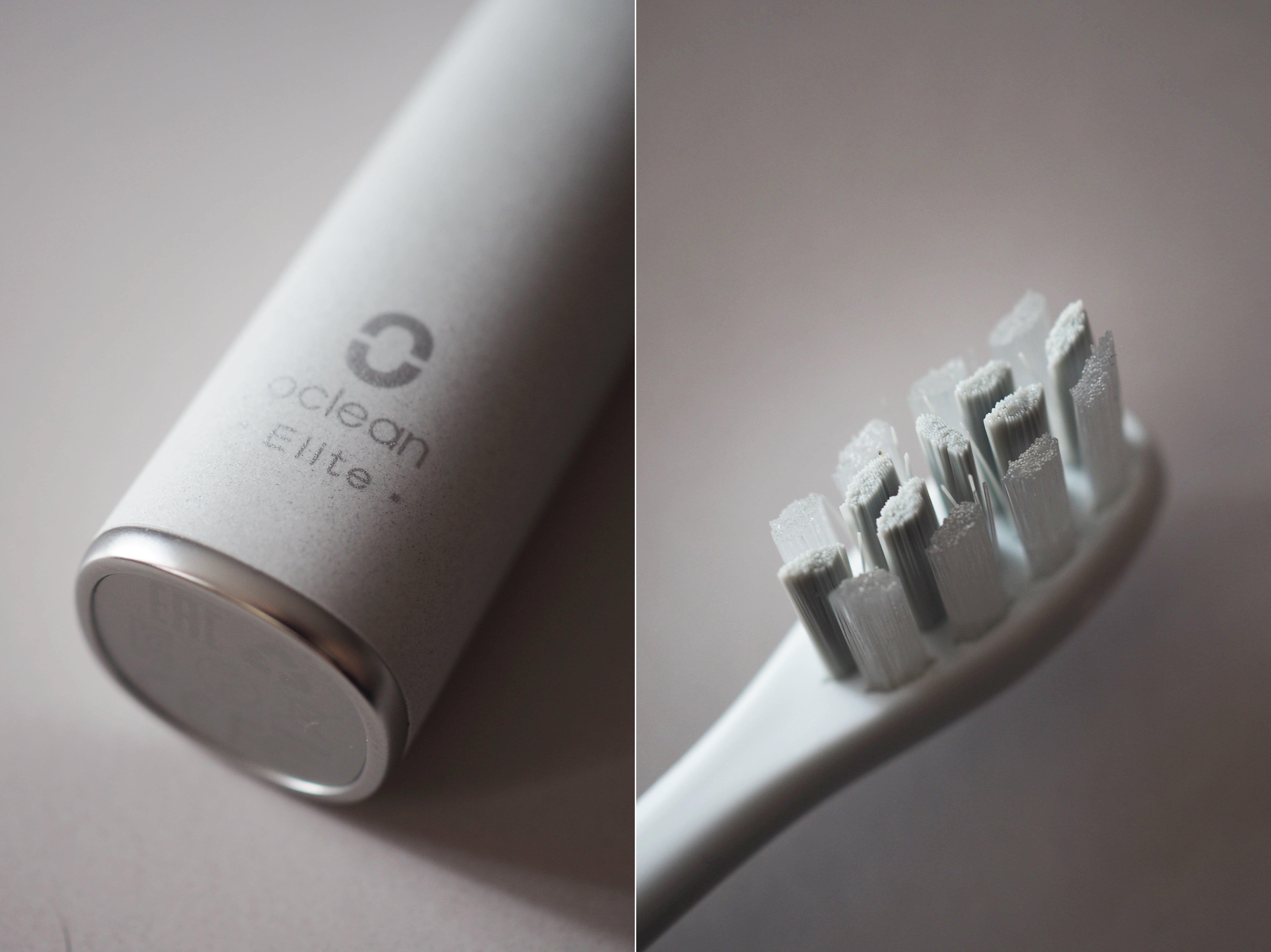 czyszczenie zębów sonicznie