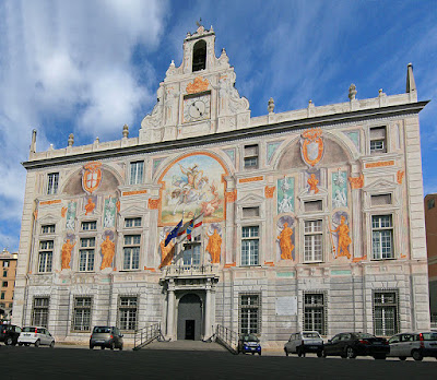 Palace of Saint George, Genoa