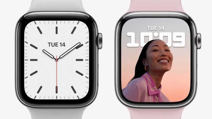 مزايا وعيوب ساعة Apple Watch Series 7 ألومنيوم