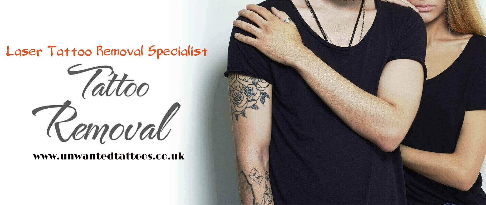 Unwanted Tattoos: Laser Tattoo Removal Specialist - Unwanted Tattoos ...