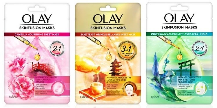 Olay Skinfusion your 15-minute answer to target hydration, brightening and anti-aging