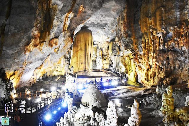 Paradise Cave, Phong Nha-Ke Bang