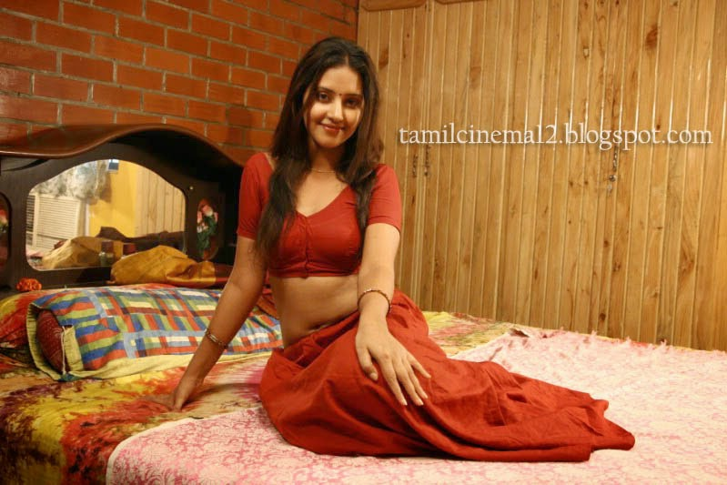 Tamil actress hot bed scene