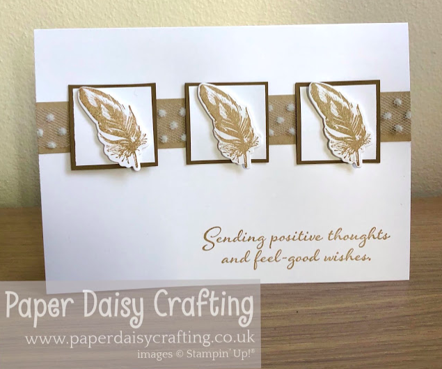 Nigezza Creates with Stampin' Up! & friends The Project Share 28th May 2020