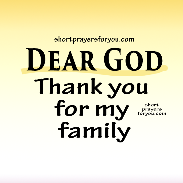 Thank you quotes for my family image merybracho