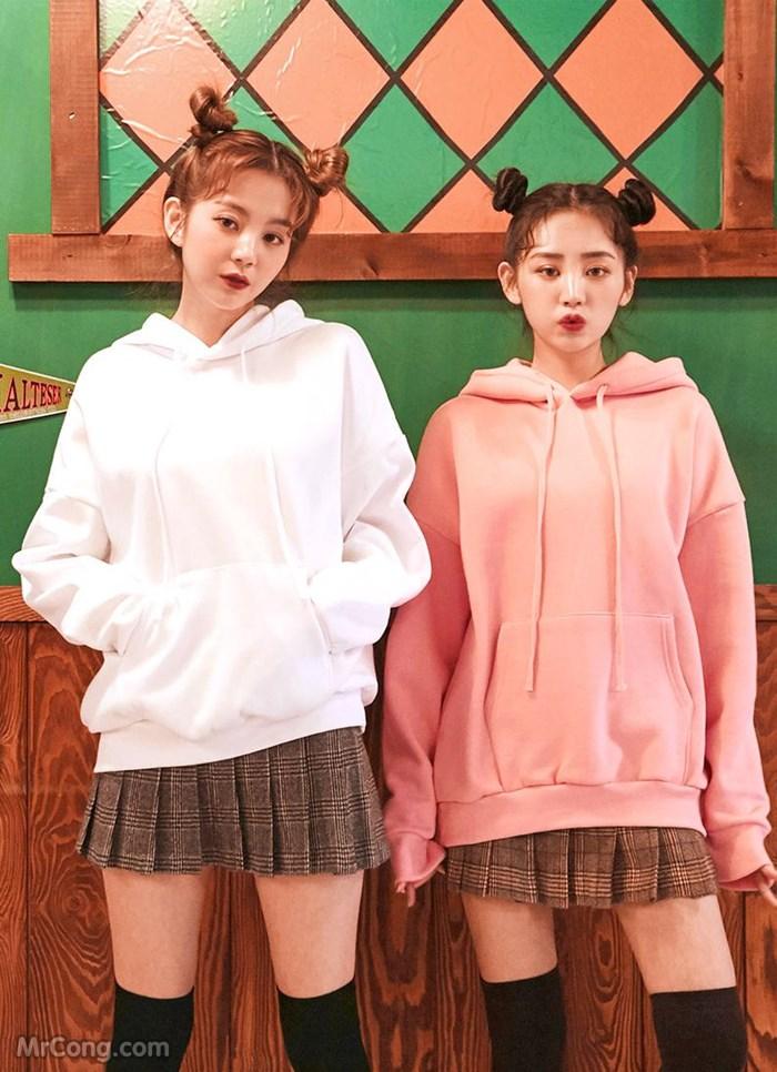Image MrCong.com-Lee-Chae-Eun-va-Ji-Yun-BST-thang-11-2016-006 in post Người đẹp Chae Eun và Ji Yun trong bộ ảnh thời trang tháng 11/2016 (49 ảnh)