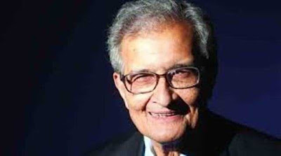 Amartya Sen Honoured