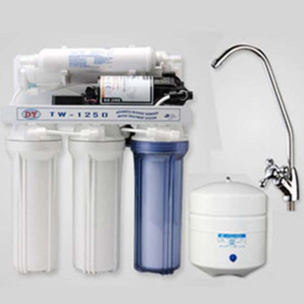DENG YUAN TAIWAN TW-1250 S UNDER SINK R.O. 5 STAGES WATER PURIFIER. Residential Water Purifier.firstsheba the best Quality Residential Water Purifier Bangladesh. we are offering high quality Water Purifier Machine TW-1250/MRS-060 in affordable price.