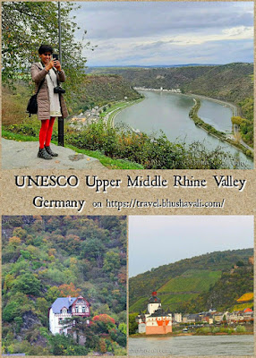 UNESCO World Heritage Site Upper Middle Rhine Valley Pinterest