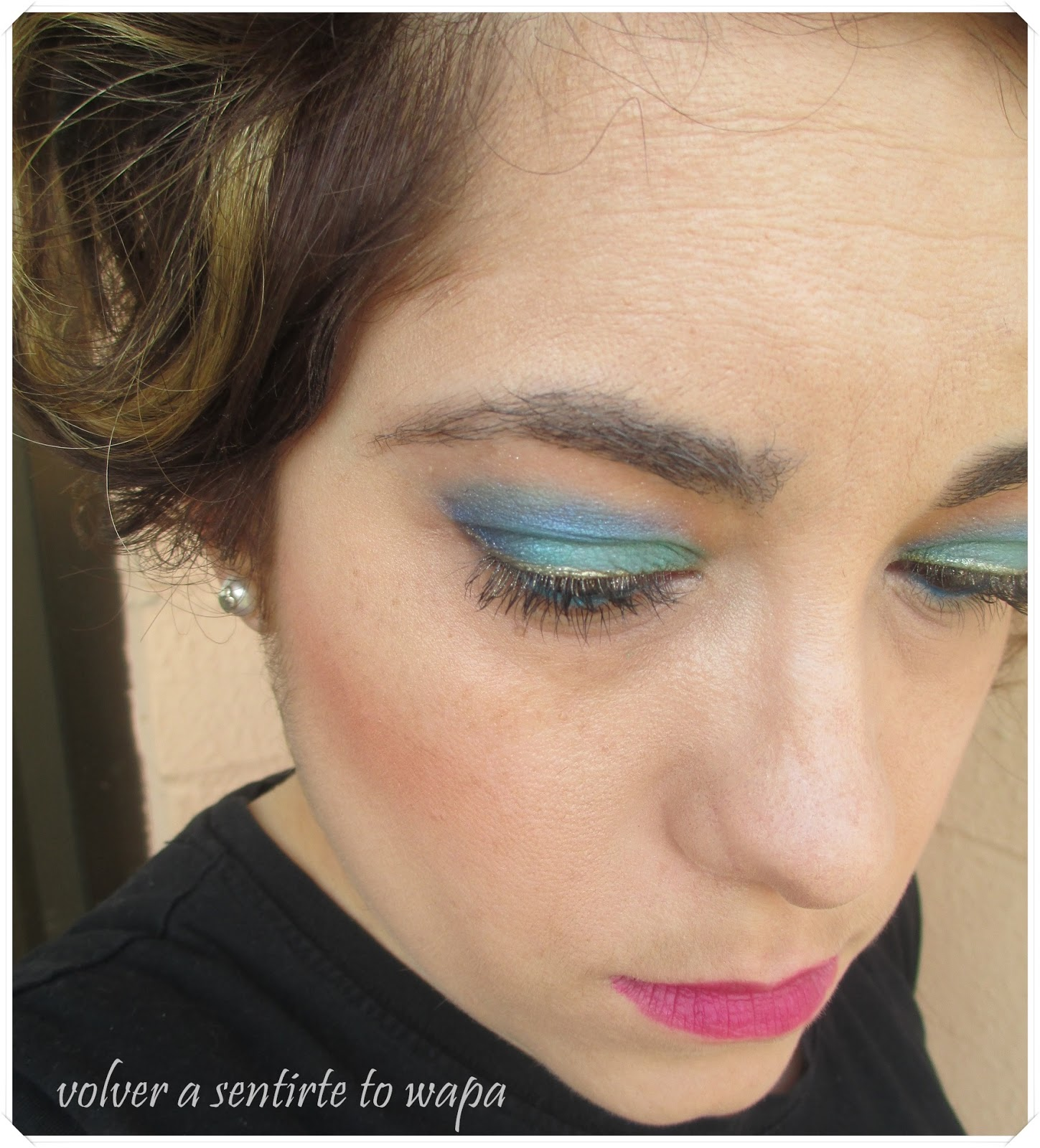 Sombras de Make Up Revolution: In the Deep