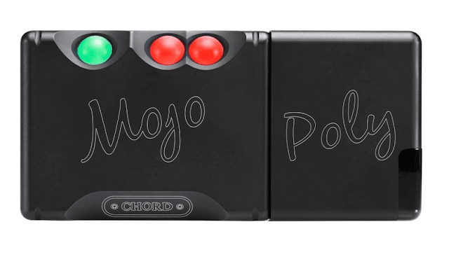 Chord Mojo matched with Poly