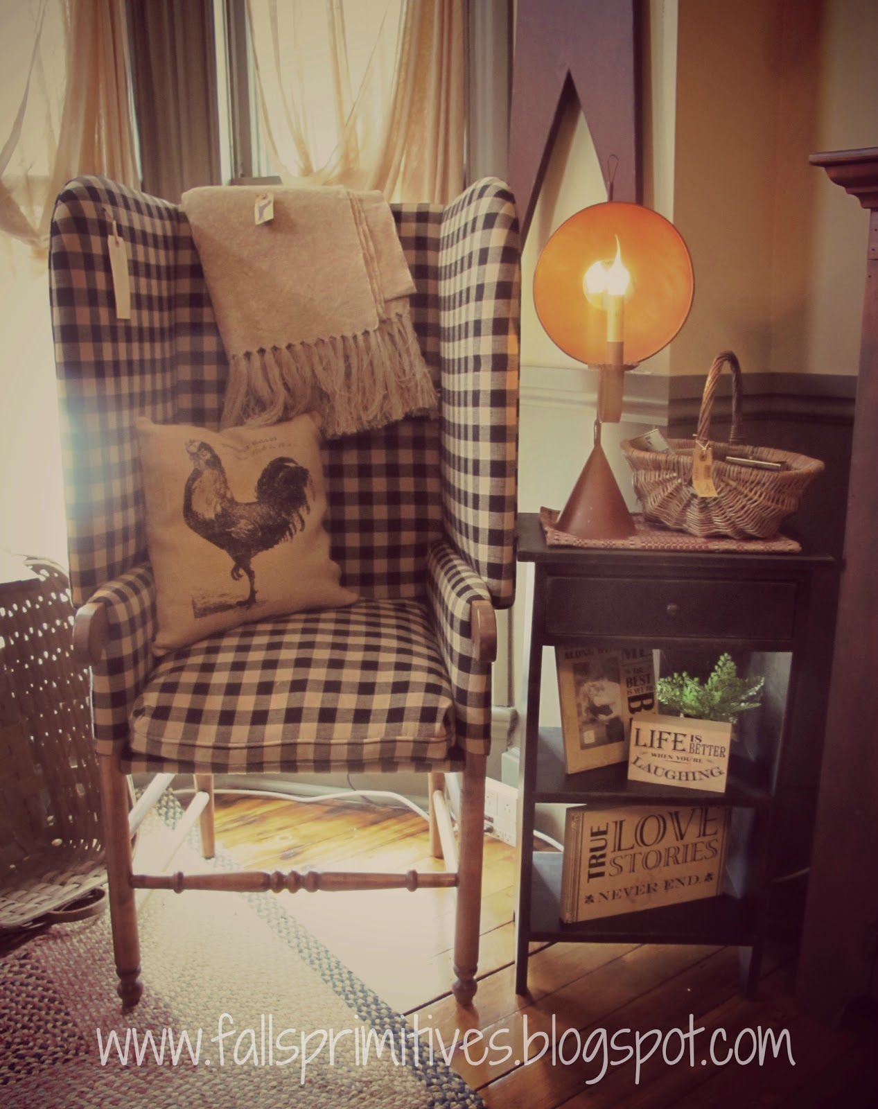 Primitive Sofas 12 Best Country Upholstered Furniture ...