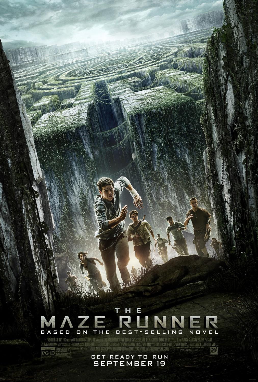 Nonton Film The Maze Runner (2014)