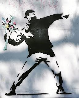 Street Art in Albury by NOT BANSKY