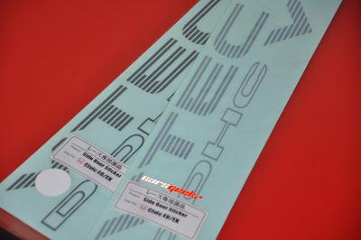 Honda Civiv EG/EK | DOHC VTEC decal 1