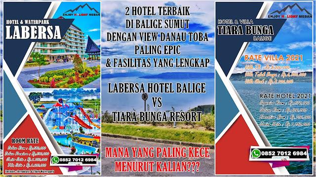 3 hotel terbaik di balige