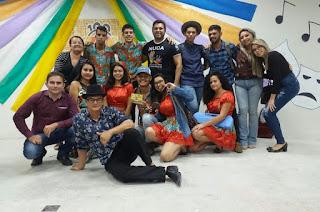 Baraúna vence festival Arte e Cena categoria música e eleva ao topo regional nome do Município