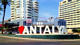 How, Where and What to visit in Antalya? Know More about places of Antalya shot in sen cal kapimi - You Knock my door series. #AyishaThousif