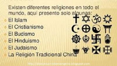 Qué Son Las Religiones?: Definición