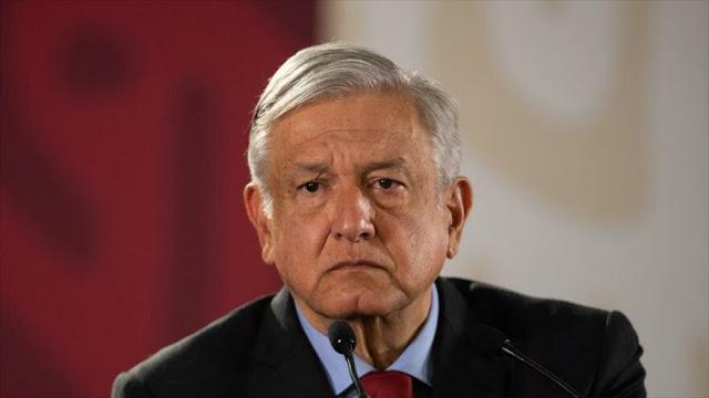López Obrador promete resistir ante amenazas de Trump