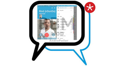 BBM Mod ORI Video Call