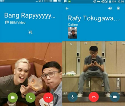 BBM Mod Video Call