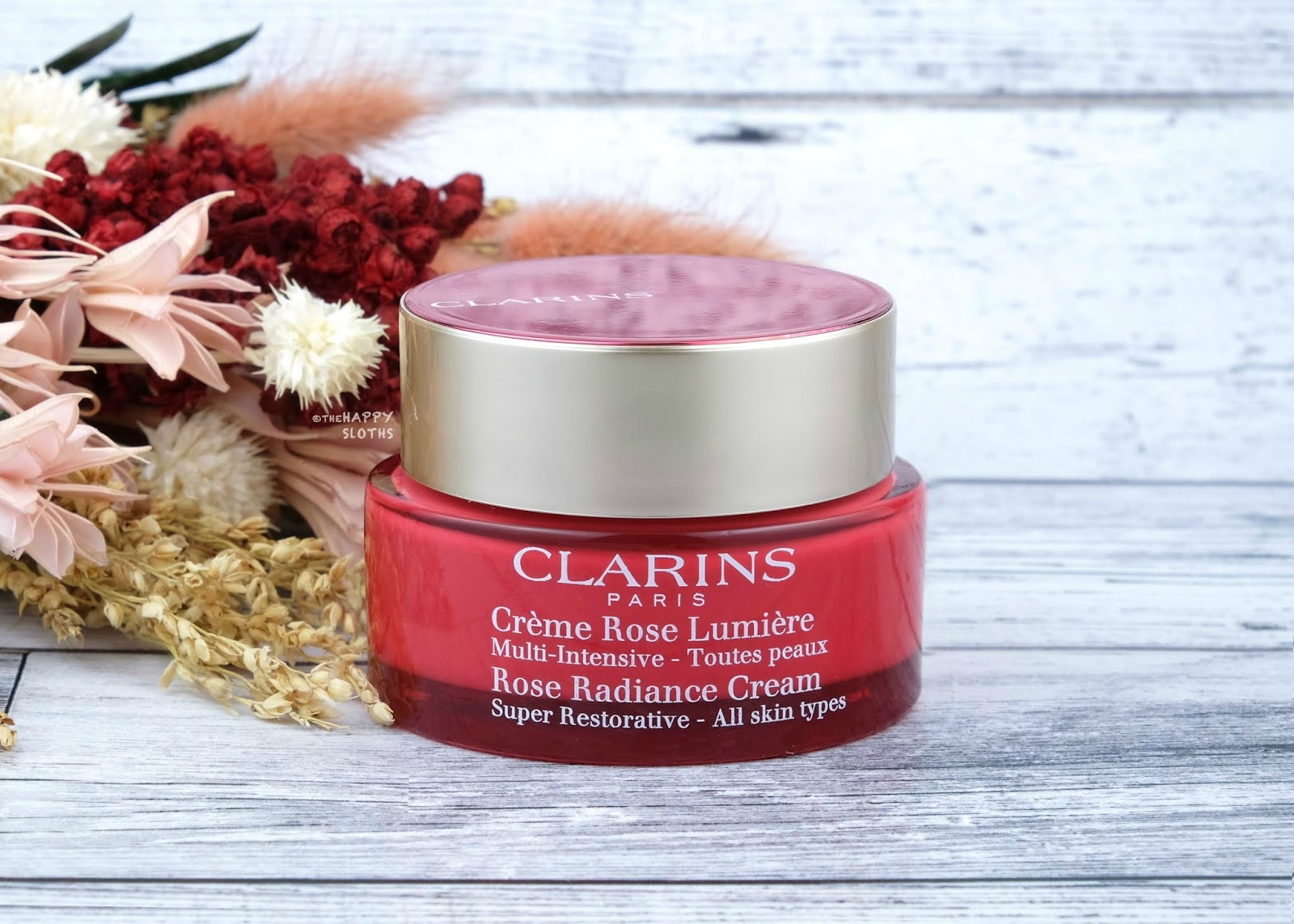 Clarins | Super Restorative Rose Radiance Cream: Review