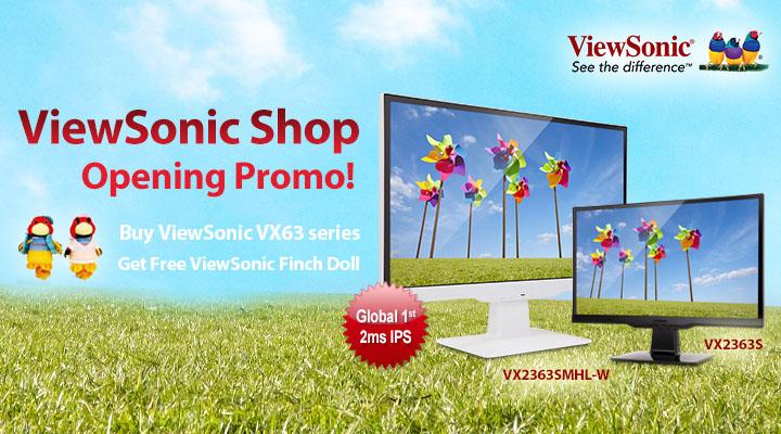 ViewSonic Online Store