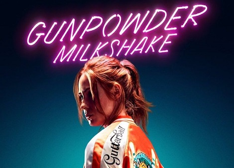 Download Gunpowder Milkshake (2021) 720p + 1080p WEB-DL x264 [English DA5.1] ESub