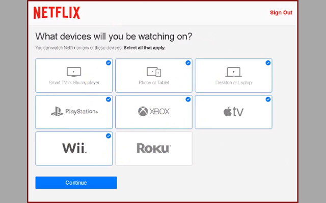 This way you will be able to get a NETFLIX account for free